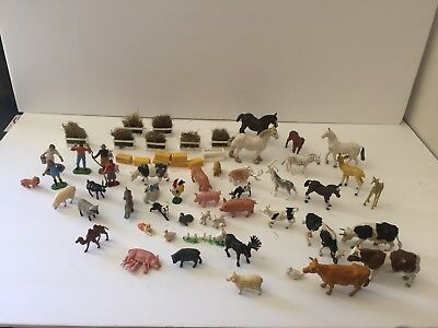 Miniature Farm Animal Figurines  Britains LTD Animals