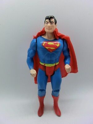 Vintage Super Powers Superman Action Figur Dc 1984 Kenner Batman Super