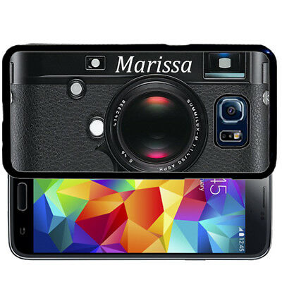 Personalized Rubber Case For Samsung Note 8 5 4 3 Camera Photography Picture