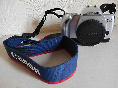 Canon EOS 300v 35mm SLR Film Camera Body ONLY