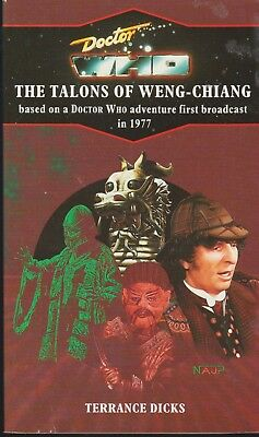 Doctor Who - The Talons of Weng-Chiang Virgin reprint