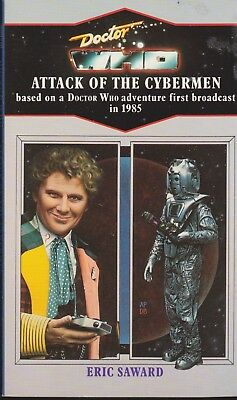 Doctor Who - Attack of the Cybermen Virgin reprint