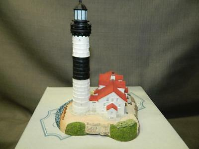 Harbour Lights Big Sable Lighthouse HL#228 SIGNED in Box with COA