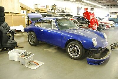 1966 Porsche 912  Porsche 912 Early 3 Gauge Car Project With Nadella Transmission, Parts
