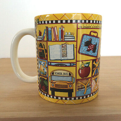 Amcal For The Gift Of Art 2005 Mug Cup In Class With Mary Bus Apple Books ME Ink