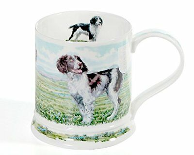 Dunoon Iona Country Collection-Statuina a molla a forma di cane