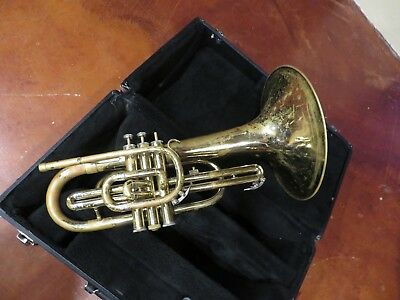 Blessing M-100 Marching Mellophone ///////// Marching Horn ////////