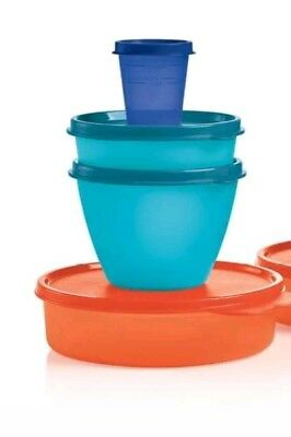 """NEW Tupperware  """"A Little Bit of Everything Set"""" BPA Free  FREE US SHIPPING"""