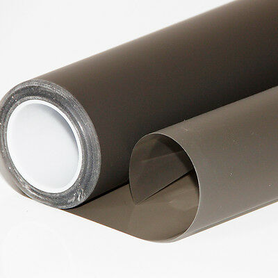 210x297mm Dark Grey Self Adhesive Holographic Rear Projection Screen Film