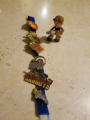 Firefly Loot Crate Set of 6 pins and Mini Malcolm Reynolds