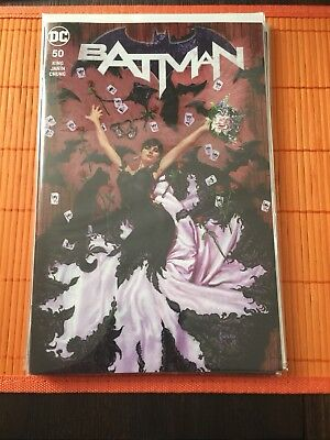 Batman Vol. 3 # 50 Midtown Comics Exclusive Joe Jusko Variant Cover A