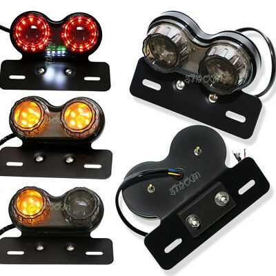 Tail Turn Signals Brake License plate Light For Honda Shadow VT VLX 600 750 1100