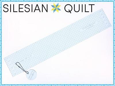 Template for quilting - Ruler straight line 16 inches x 3 inches