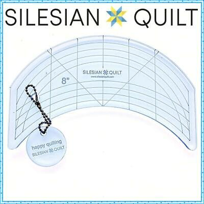 Template for quilting - Curve 8 inches