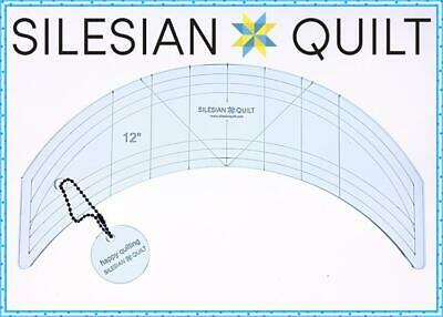 Template for quilting - Curve 12 inches