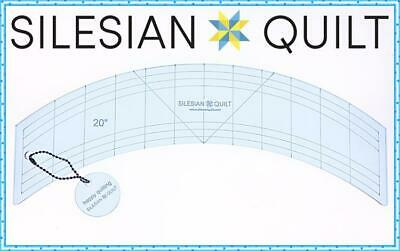 Template for quilting - Curve 20 inches