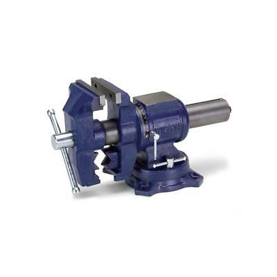 WILTON-69999 5 In. Jaw Width Multi-Purpose Vise with Rotating Head