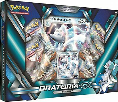 Coffret Pokemon Oratoria Gx