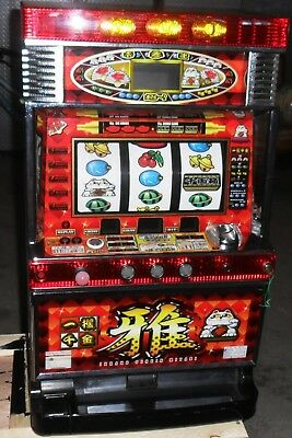 Pachislo Cat Slot Machine / 200 Tokens / 297 Pg Manual