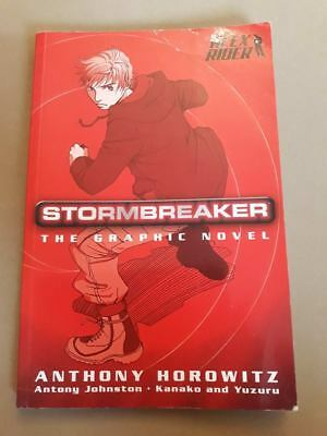 Alex Rider: Stormbreaker: the Graphic Novel Horowitz, Anthony (Author)/ Kanako