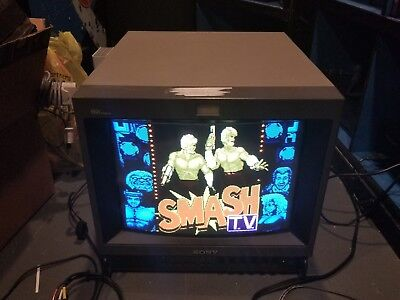 Sony PVM-1354Q CRT Color Video Monitor