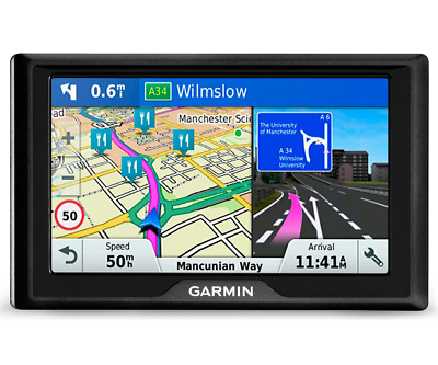 "Navigatore Satellitare GARMIN Drive 40 lifetime maps southern europe LM 4,3"" 010"