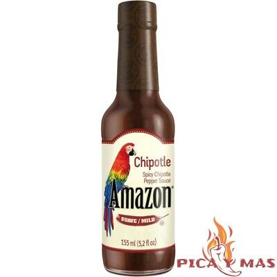 Amazon Salsa Chipotle Suave Importacion Colombia Botella 155Ml