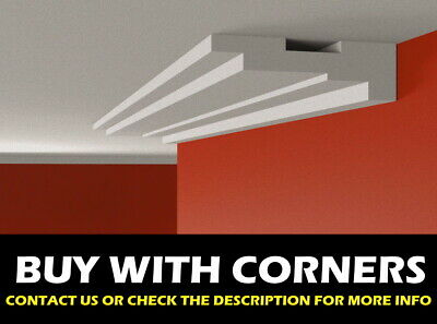 Coving Cornice Xps Polystyrene Bsx9 Cheapest Large Sizes Many Types Quality 2m Home Decor