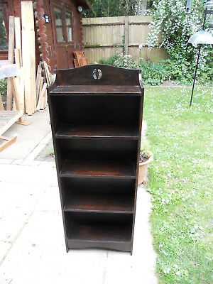 Vintage small bookcase