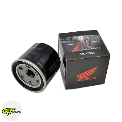 Genuine Honda Motorcycle Small Metal Cannister Oil Filter. New, 15410-MCJ-505