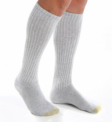 Gold Toe 2187H Ultra Tec Over The Calf Athletic Socks - 3 Pack