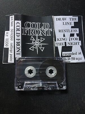 Cold Front Demo Crown Of Thornz Nyhc Leeway Turning Point