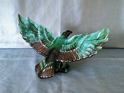 Vintage Blue Mountain Pottery Eagle or Hawk