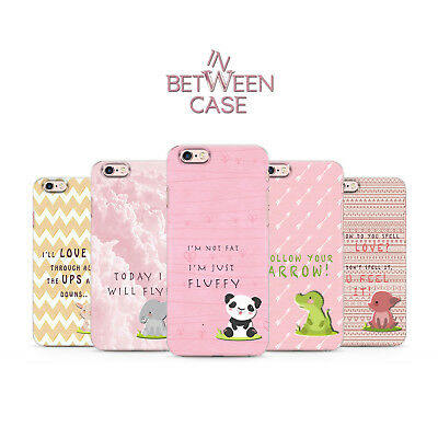 Cute Baby Animals With Quotes, Kids  - Phone Case Cover For Iphone