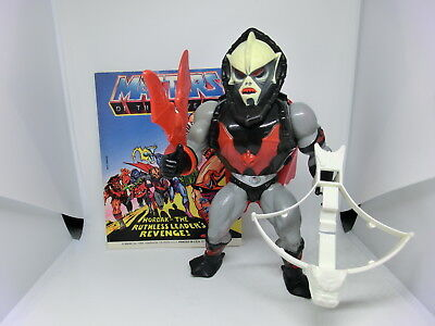 Masters Of The Universe Hordak Red Rips Mexico  Action Figur  He Man Motu
