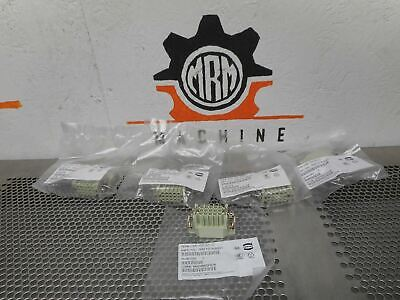 Harting HAN 15D-STI-C Female Connector 15 Pin New (Lot of 5)