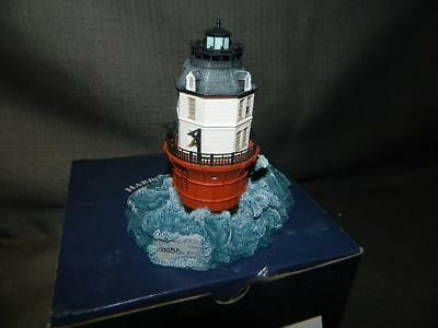 Harbour Lights Society Exclusive Baltimore #524 Lighthouse w/COA and Box!