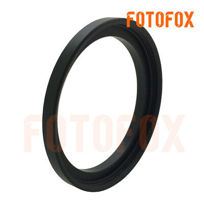 58mm to 67mm Stepping Step Up Filter Ring Adapter 58mm-67mm 58-67mm M to F