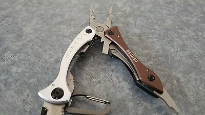 Gerber crucial multi tool with saw