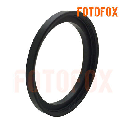 58mm to 72mm Stepping Step Up Filter Ring Adapter 58mm-72mm 58-72mm M to F