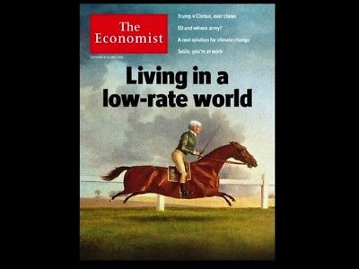 The Economist | September 24th - September 30th | Living in a low-rate world