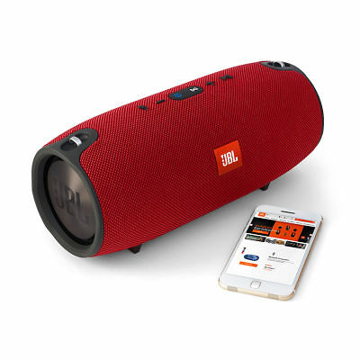 JBL XTREME Portable Bluetooth Wireless Speaker in Red**FREE & FAST DELIVERY**