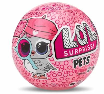 Lol Surprise Pets Serie 4 Wave 1 Eye Spy Originale Mga Giochi Preziosi