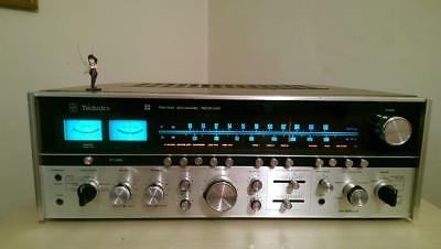 TECHNICS SA-6800X quadraphonic receiver amplifier with phono/turntable input