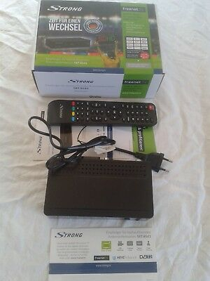dvb t2 receiver freenet SRT 8541