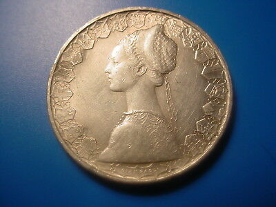 Italy - Silver - 1966 500-Lire In Very Nice Condition