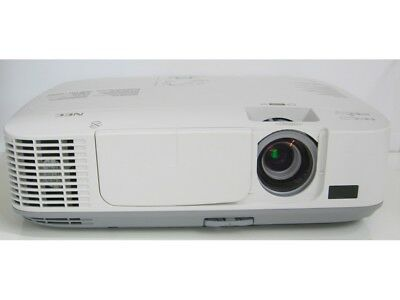NEC M230X LCD HDMi Projector for Home Cinema + Office + Gaming 0 hours on bulb