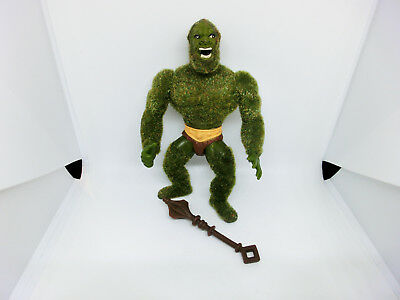 Masters Of The Universe Moss Man Action Figur  Vintage He Man Motu