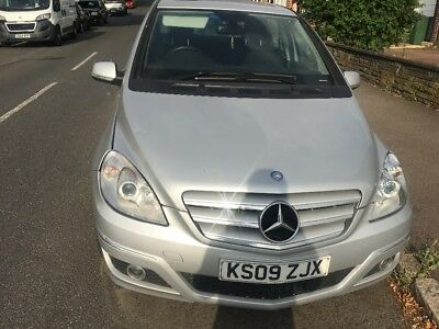 mercedes b180 cdi 2009 Automatic spare & repair. very low mileage. 62500 miles.