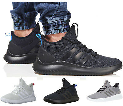8248c162f17 Adidas CloudFoam Ultimate Basketball Sneakers Mens Running Shoes CF Ultimate  NEW